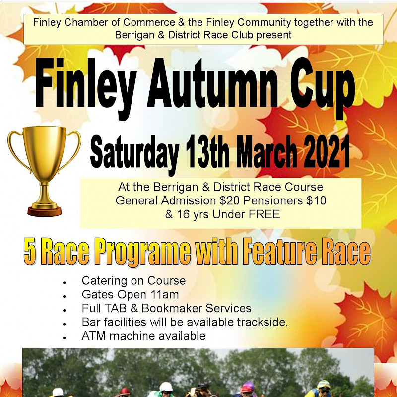 Finley Autumn Cup 2021 image