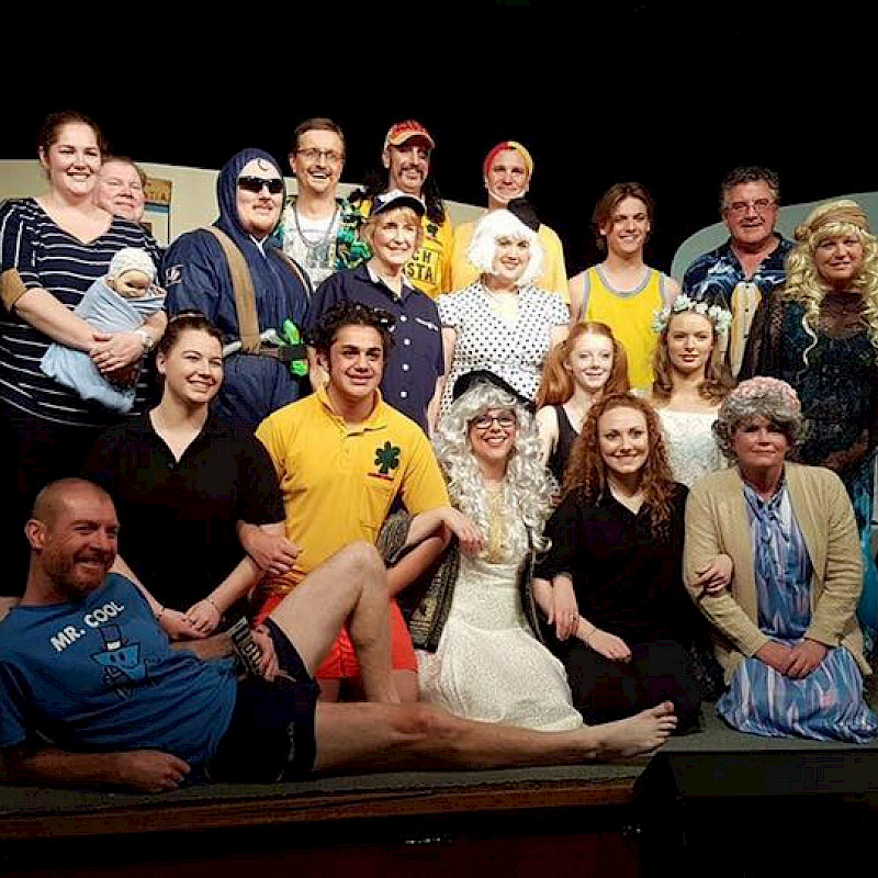 Finley Amateur Dramatic and Musical Society image